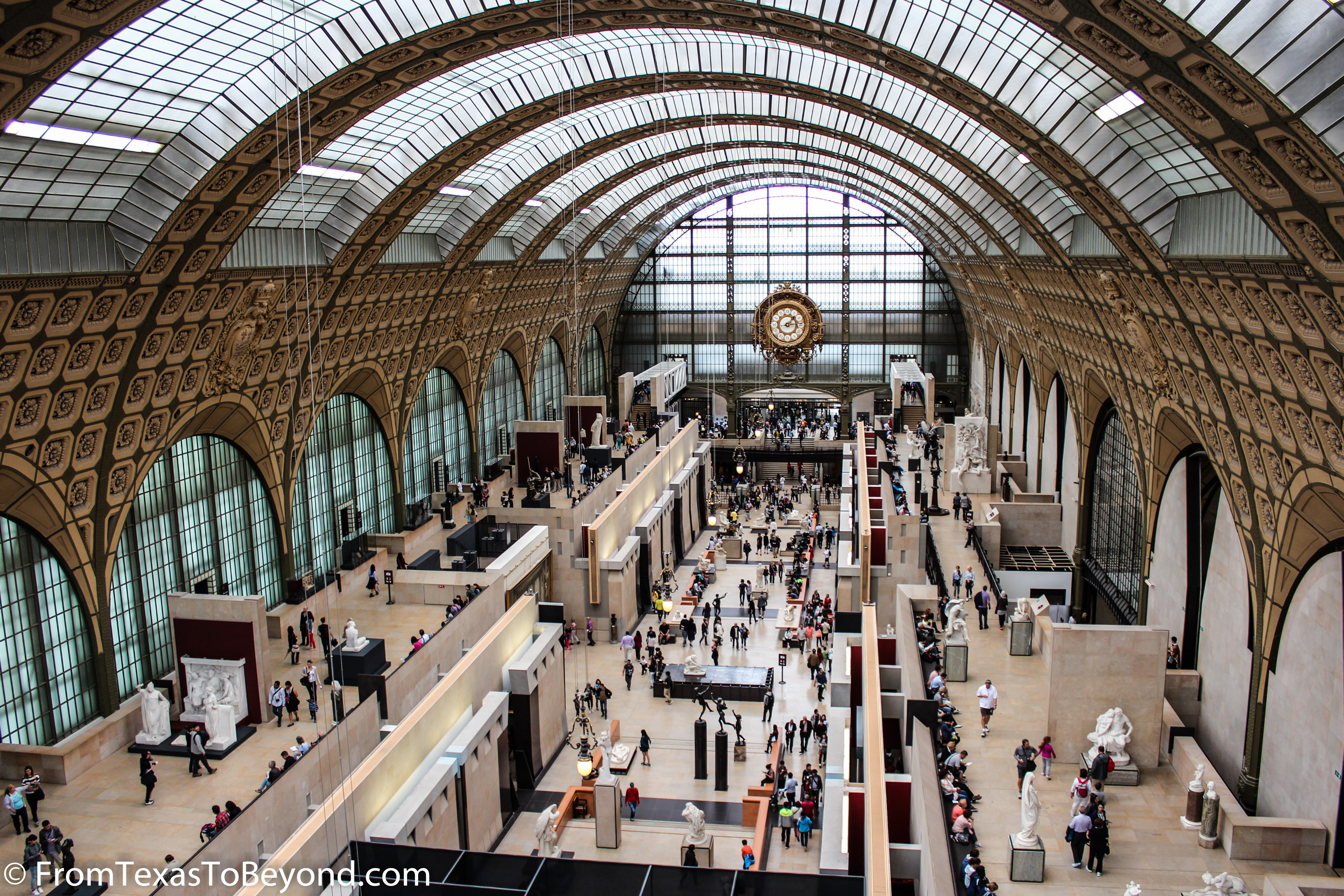 Musée d'Orsay: Home to French Impressionist Paintings - Paris ...